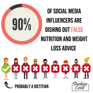 Influencers are Dishing Out False Information