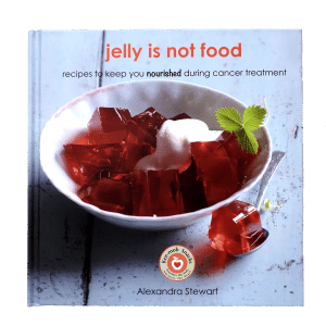 Jelly is Not Food Cookbook Coverpage