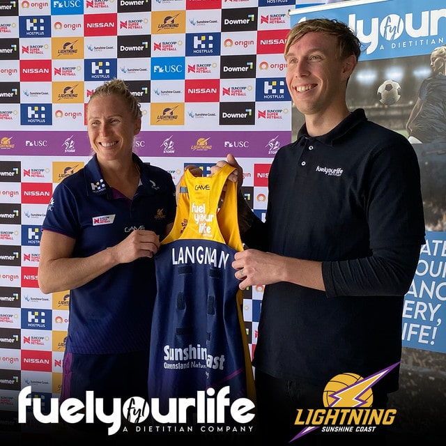 """Dietitians """"Change the Pace"""" With First Elite Netball Partnership"""