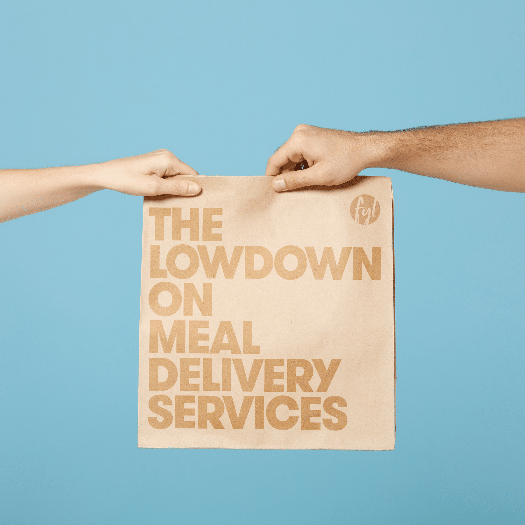 The Lowdown on Meal Kits & Delivery Services