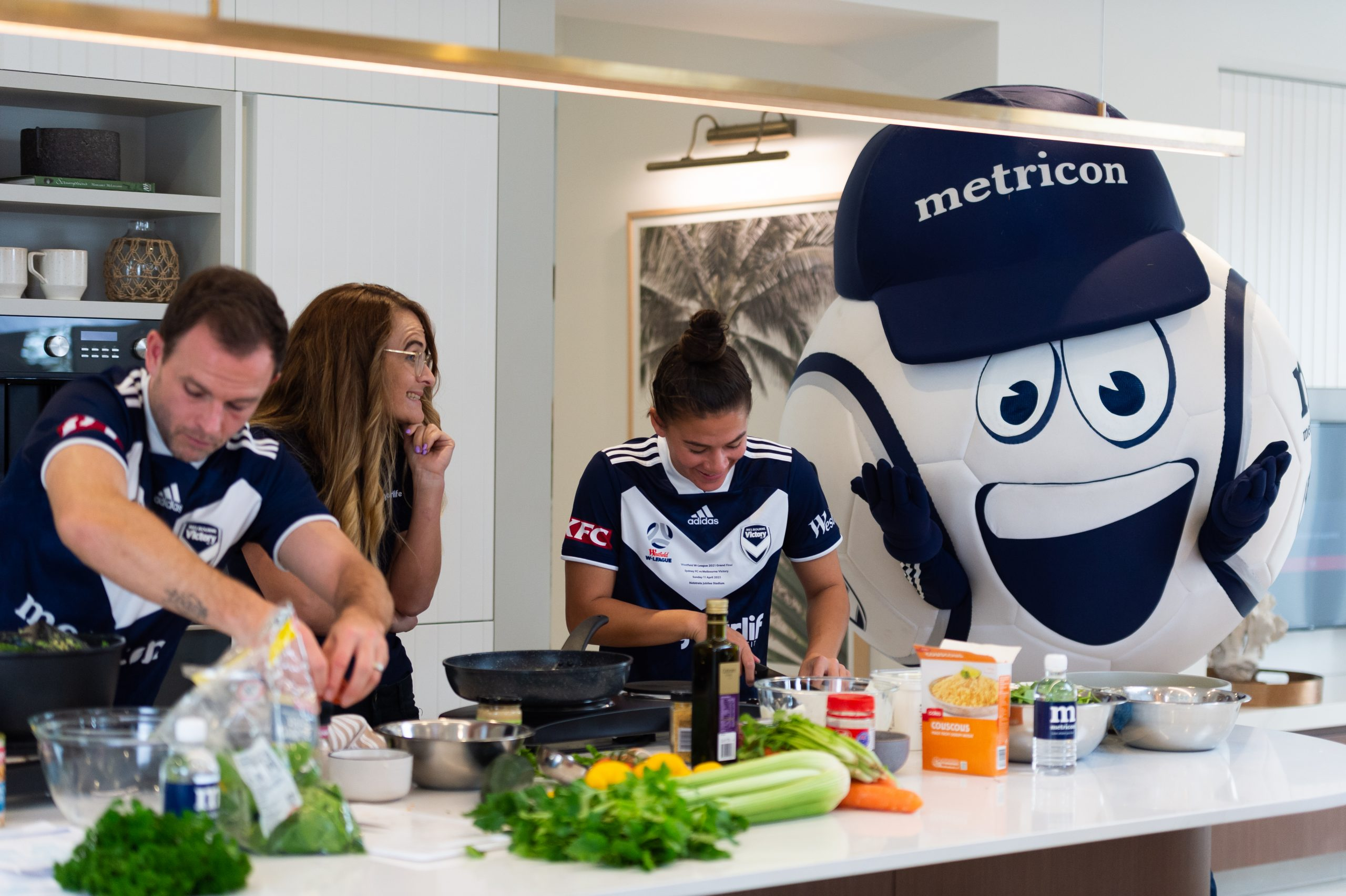 Melbourne Victory Captain's Cook Off – Competition ON NOW!